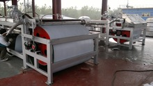 Granulation machine for resin