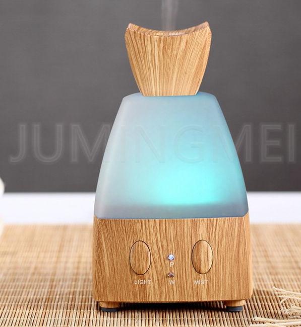 2016 New 100ml Night light Anion Ultrasonic air Humidifier