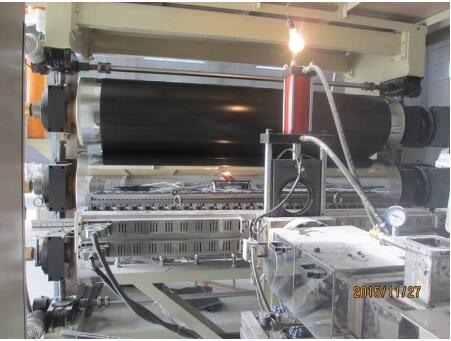 ABS/PE/EVA car interior sheet production line