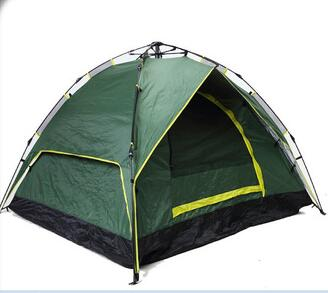 Hot Sale Luxury Inflatable Camping Family Tent for Outing
