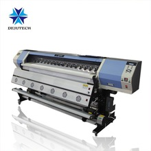 1.8m textile printer. DX-5 Head