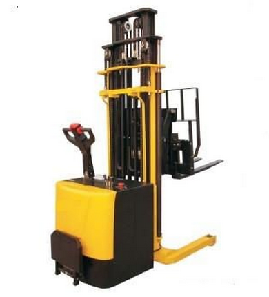 VR-WSL 1.3T DC motor full electric fork lift type stacker