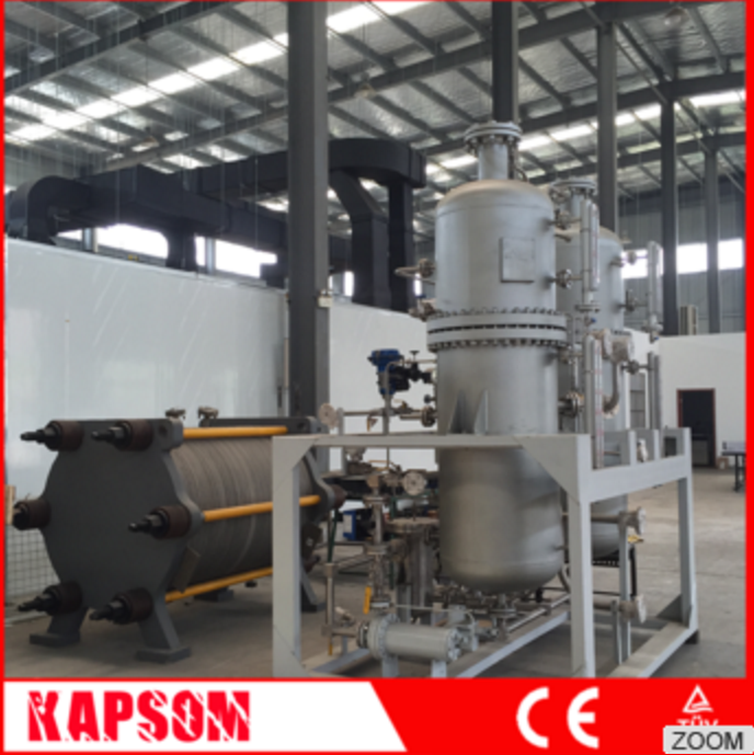 High quality CE pure hydrogen production plant