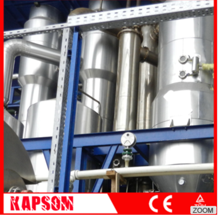High quality calcium chloride granulation plant