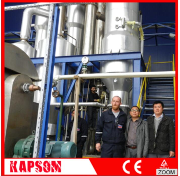 High quality fluid bed dryer and granulator