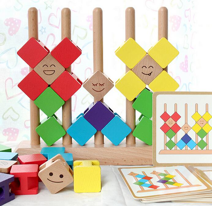 Best Fit For Kids Jigsaw Puzzle Games Wood Jigsaw Puzzle Education Baby Games