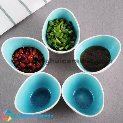 4inch ceramic seasoning/salad bowl