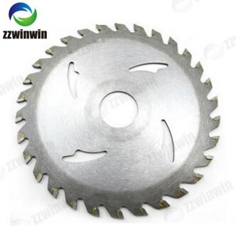 Tungsten carbide saw blade