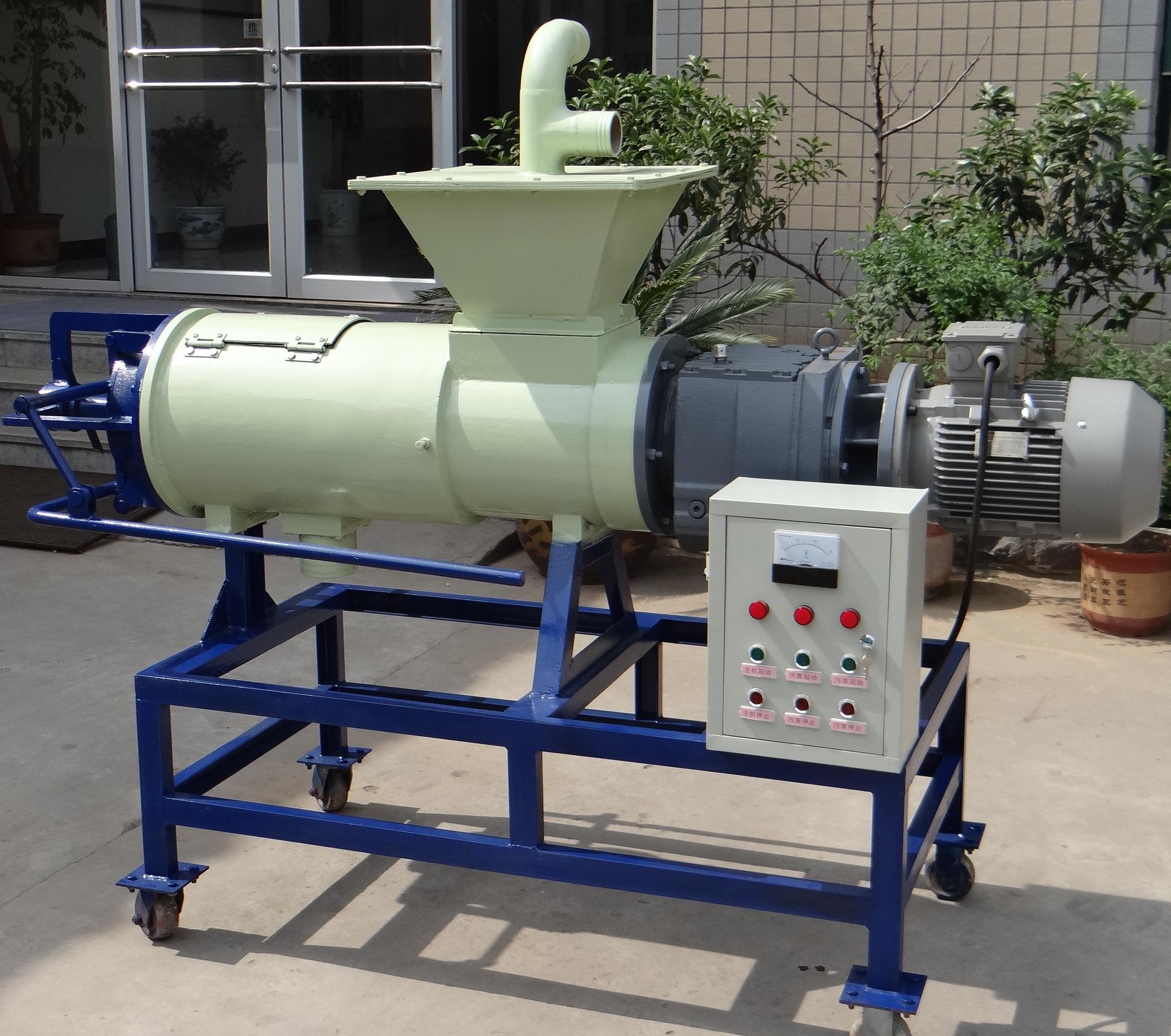 Liquid-Solid Separator/Press Screw Separator/Dewatering Separator