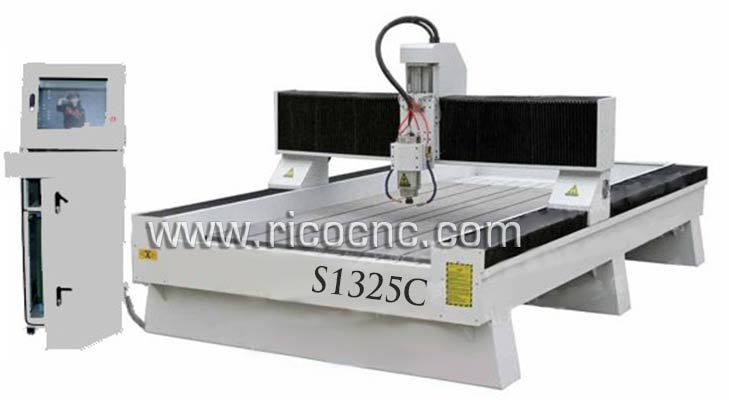 Stone Marble Granite Carving CNC Router Machine S1325C