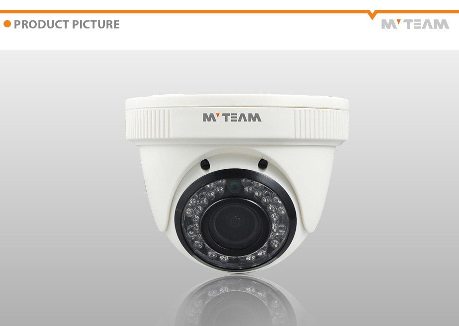 Full HD 1.3mp IP Dome Camera MVT M2924