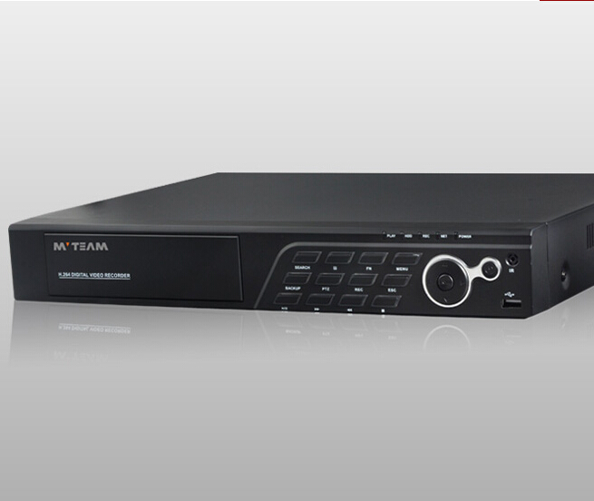 8ch 720P Alarm CVI DVR With 2pcs HDD (MVT-CV6508)