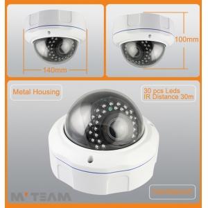IK10 Indoor AHD vandal proof ir dome camera( MVT-AH26A)