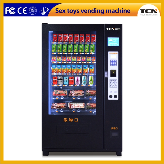 Sex toys Vending machine