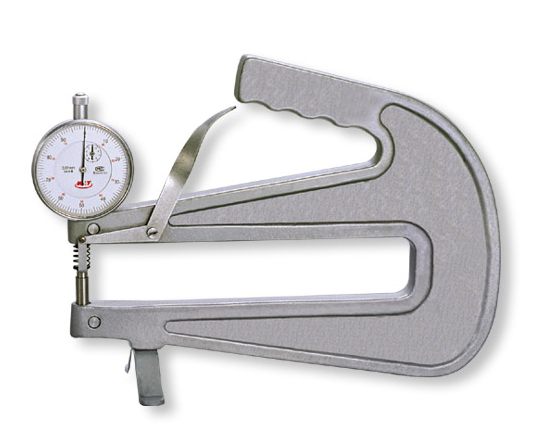 Dial thickness gauge 0-10mm/ 0-12.5mm/ 0-20mm/0-25mm/0-30mm/0-0.5''/0-1''