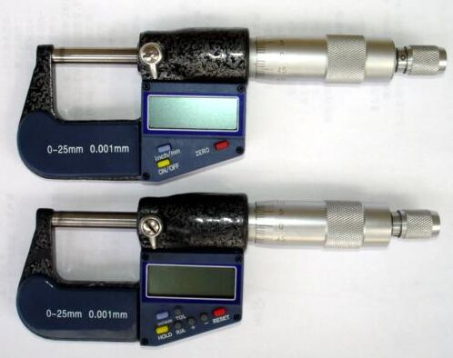Electronic Digital Micrometers