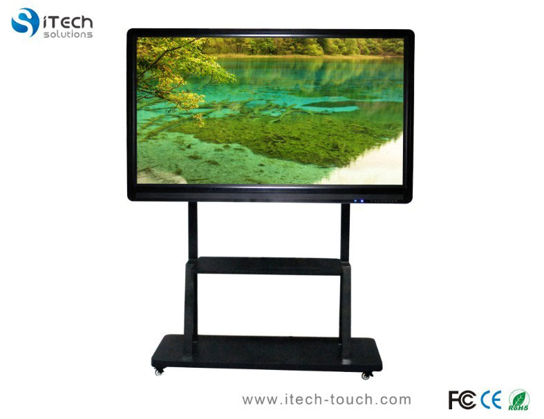 Infrared Touch All in One PC