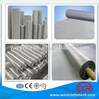 China stainless steel wire mesh /wire cloth