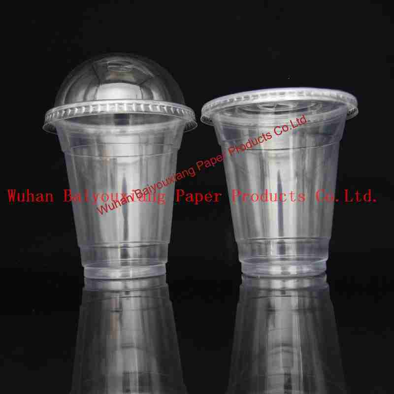 Customized Logo 12oz Disposable Drinking Cups