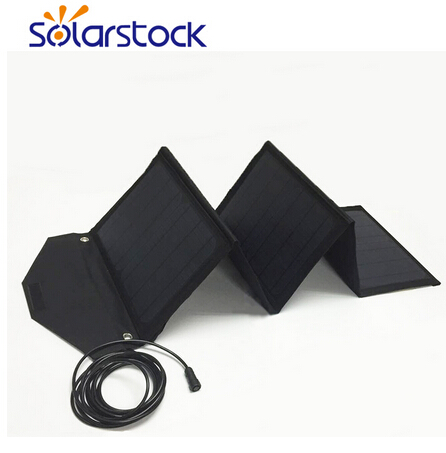 400*270*40mm Size and Monocrystalline Silicon Material Flexible Solar Panel