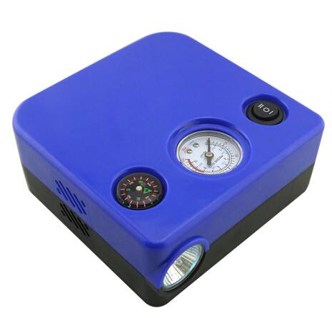 Portable Super Flow 12-Volt 150PSI Auto Tire Inflator / Car Air Compressor