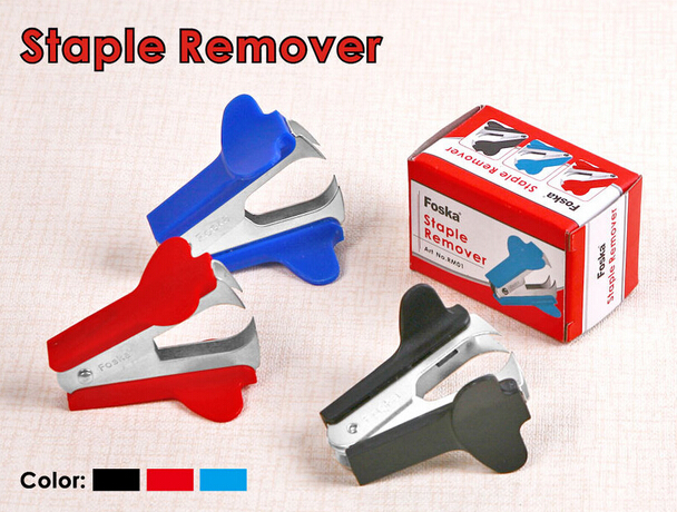 Plastic Staple Remover