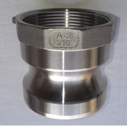 SS 316 / 304 Camlock Quick Coupling
