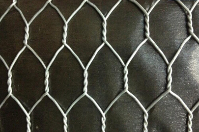 1-1/2 hexagonal wire netting