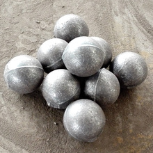 Mine and Ball Mill used Cast Grinding Media Steel Ball