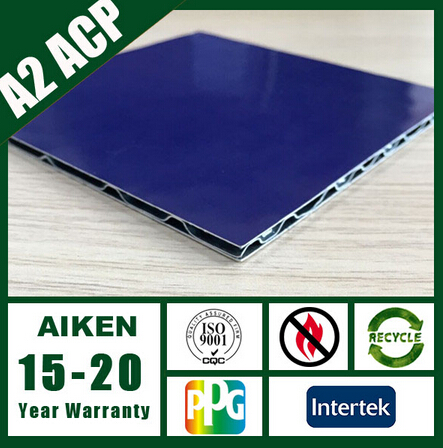 Outdoor wallboard acp sheet