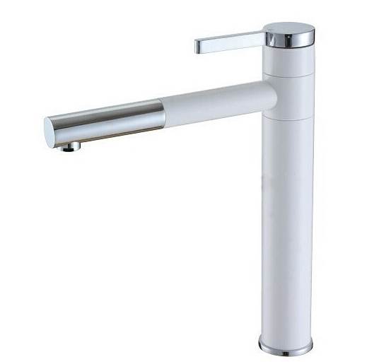 Simple Type of Water Tap Color Faucet