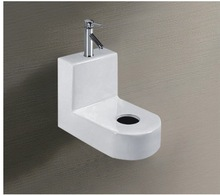 YJ9321 Wall-hung ceramic basin accesory for toile
