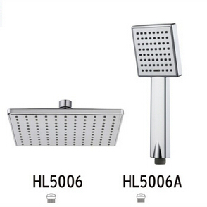 CIXI HL5006Anew abs plastic bathroom rain shower head ceiling