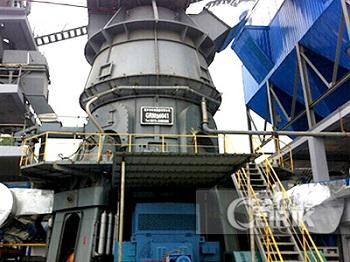 Barite Vertical Roller Mill
