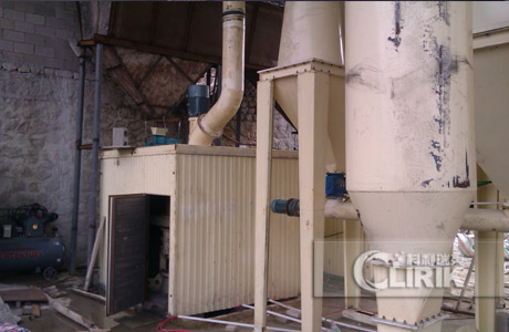 Barite Powder Production Line
