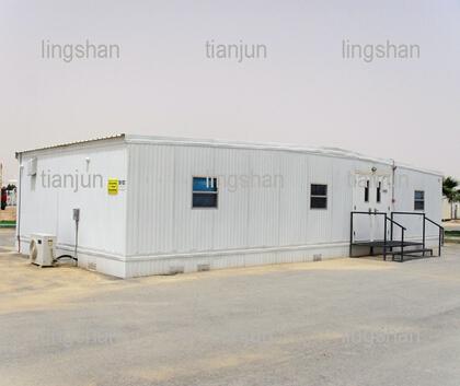 LS-P-D010 camp building