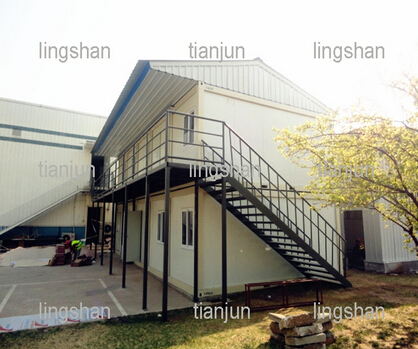 LS-C-F012 Container House