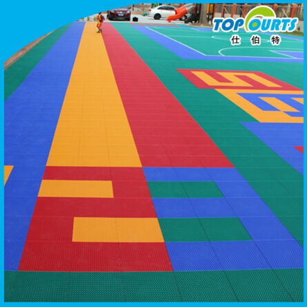 Hot sale environmental preschool flooring