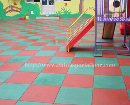 rubber mats flooring tiles
