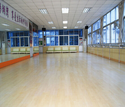 portable Comfortable wooden PVC Dance Floor