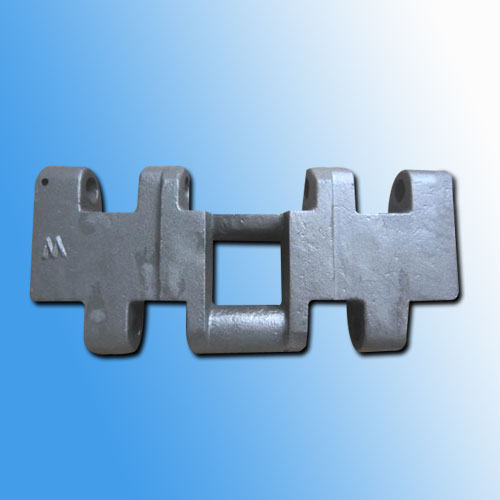 Mining machinery products casting 150 track plate