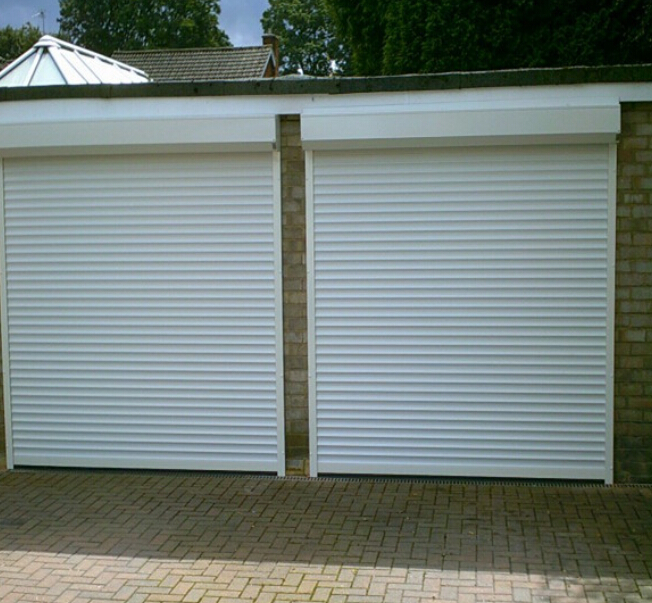 High quality aluminum roller shutter door for shop