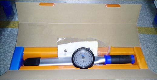 Dial Indication Torque Wrench