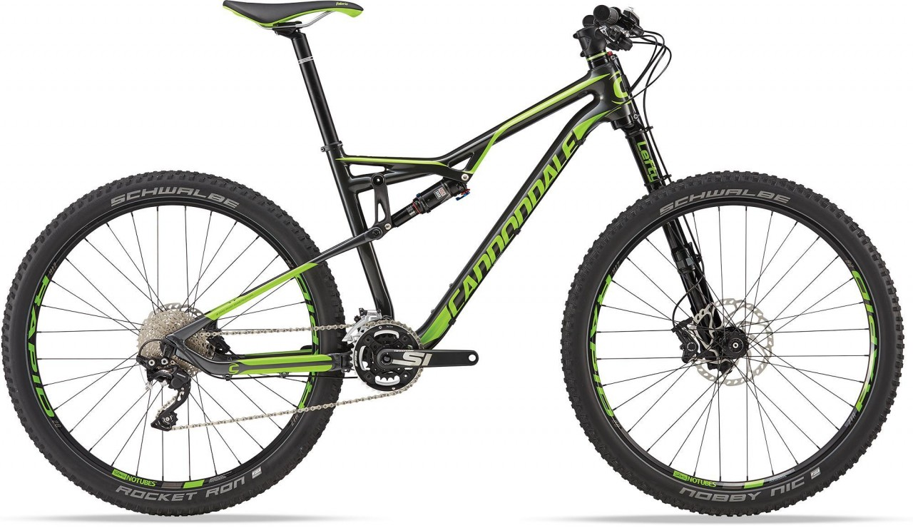 Cannondale Habit Carbon Alloy 3 27.5 Bike - 2016