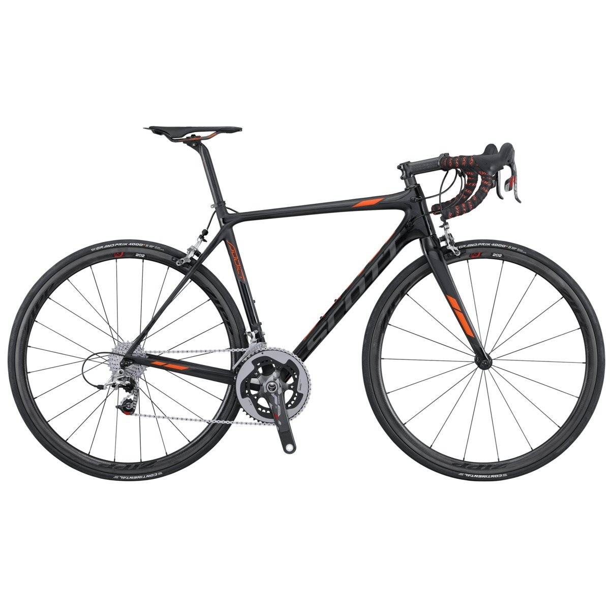 Scott Addict SL 2016
