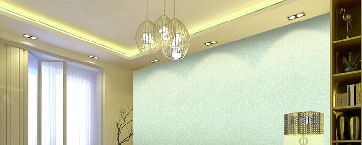 Forest Snow wall coating/liquid wallpaper/silk plaster/silk wallpaper