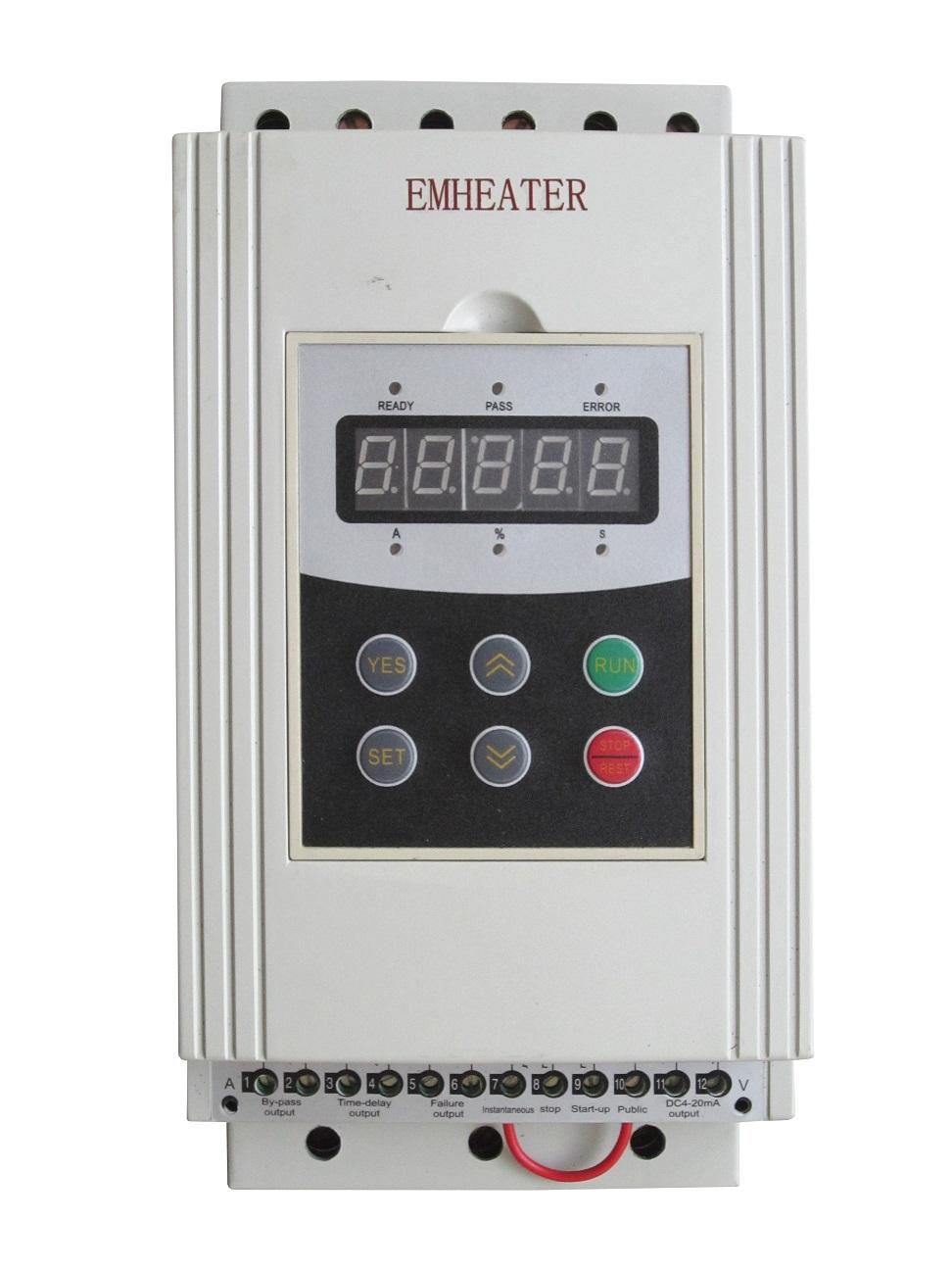 3phase 220v 380v 480v 690v intelligent ac motor soft starter