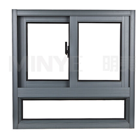 SHANGHAI MANUFACTURED ALUMINUM SLIDING OFFICE WINDOW