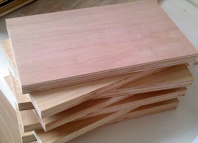 China Commercial Plywood