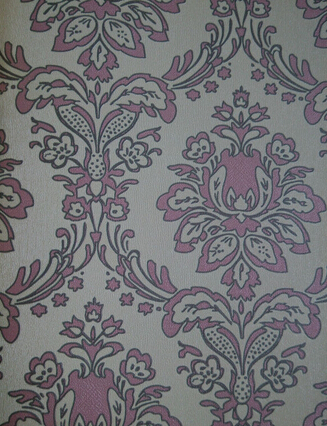 home decoration design waterproof project cheap flower nice vinyl PVC wallpaper